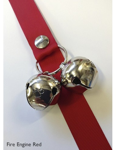 Poochie Bells Fire Red