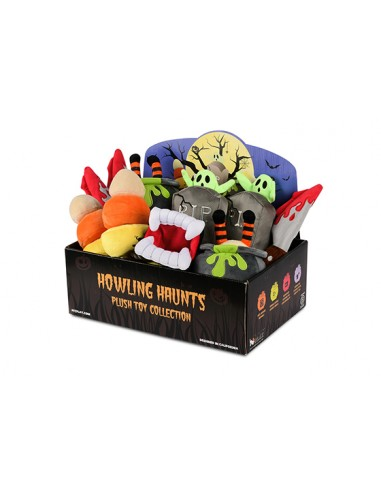 PLAY Howling Haunts Toys Display